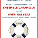 Over The Seas in Kapel van Herkenrode